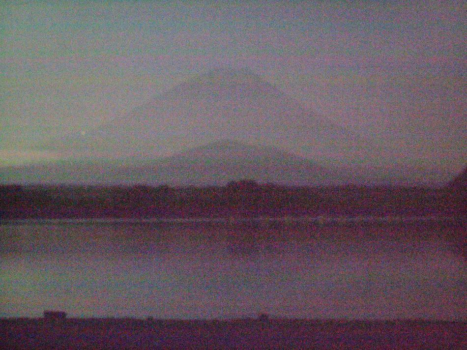 2011年 9月15~16日 富士五湖にて 1