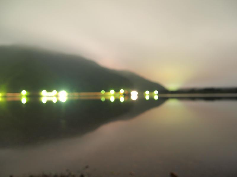 2011年 9月15~16日 富士五湖にて 2