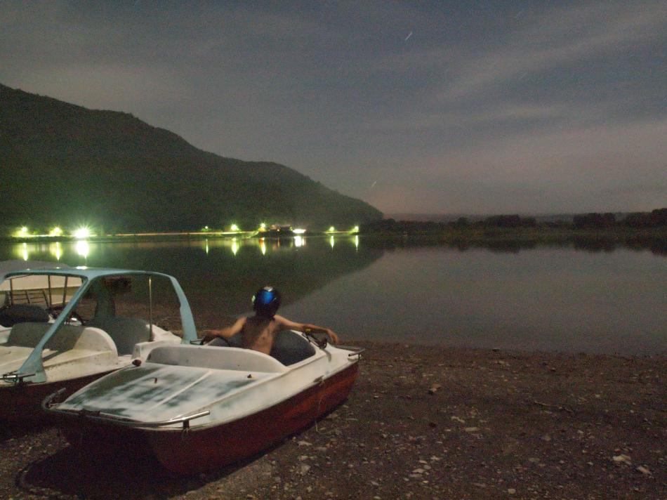 2011年 9月15~16日 富士五湖にて 6