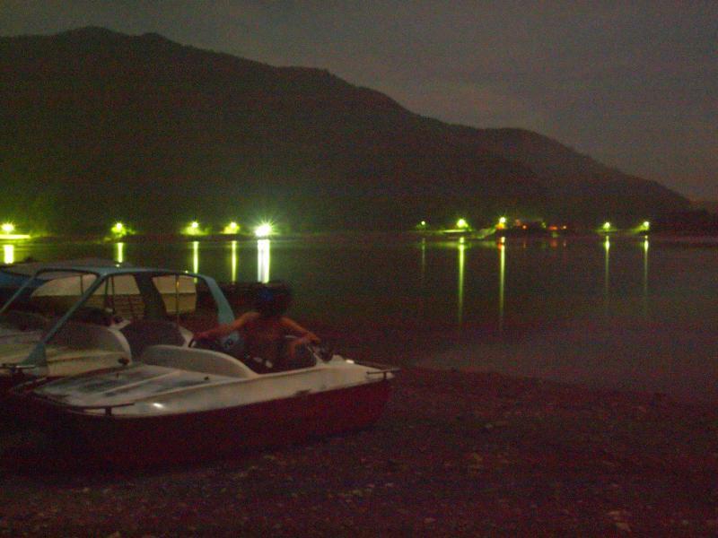 2011年 9月15~16日 富士五湖にて 7