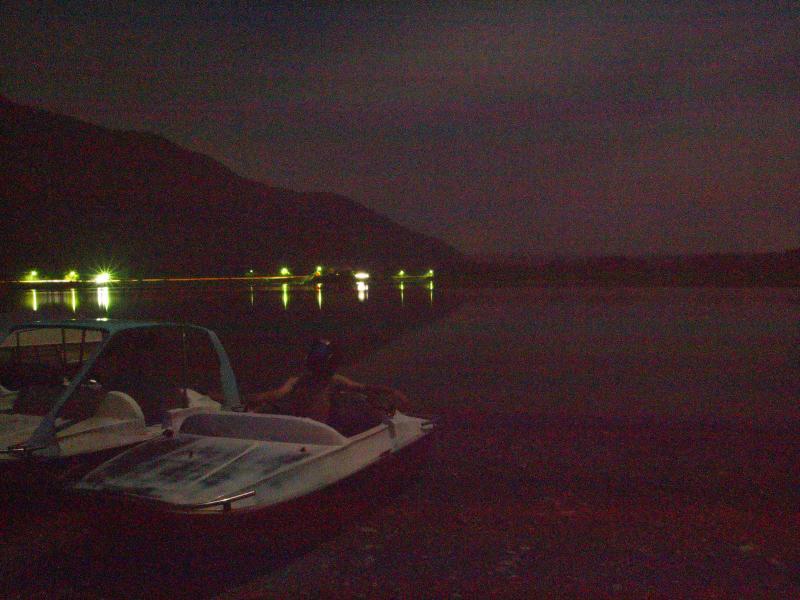 2011年 9月15~16日 富士五湖にて 9
