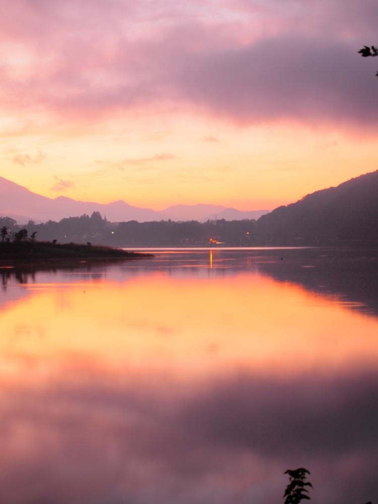2011年 9月15~16日 富士五湖にて 10