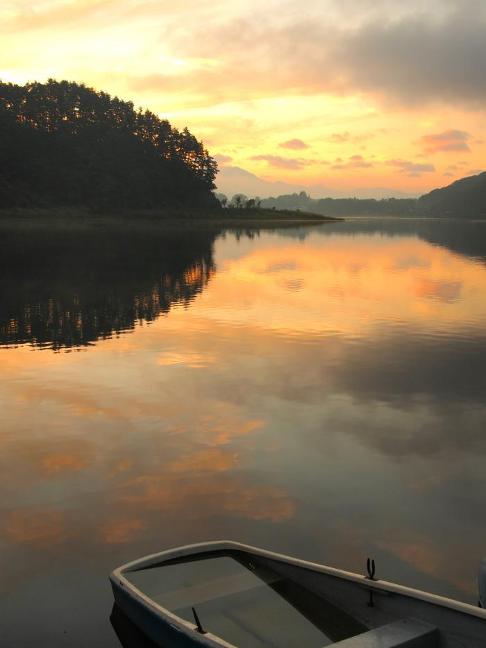 2011年 9月15~16日 富士五湖にて 15