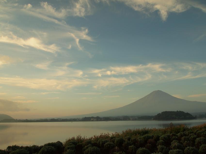 2011年 9月15~16日 富士五湖にて 20