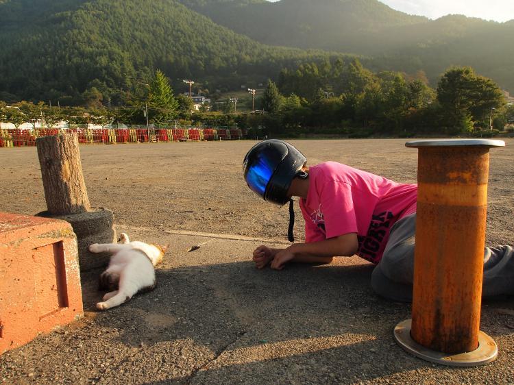 2011年 9月15~16日 富士五湖にて 25