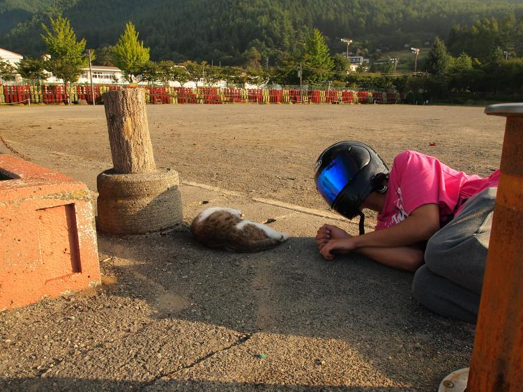 2011年 9月15~16日 富士五湖にて 26