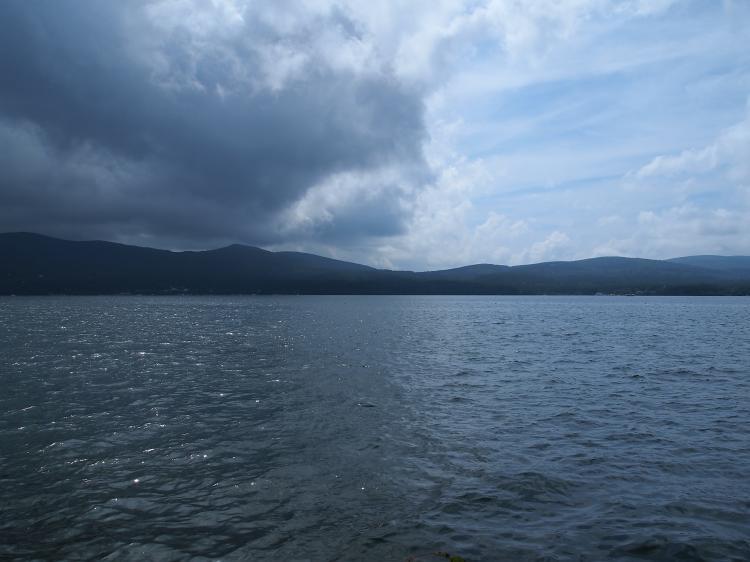 2011年 9月15~16日 富士五湖にて 33