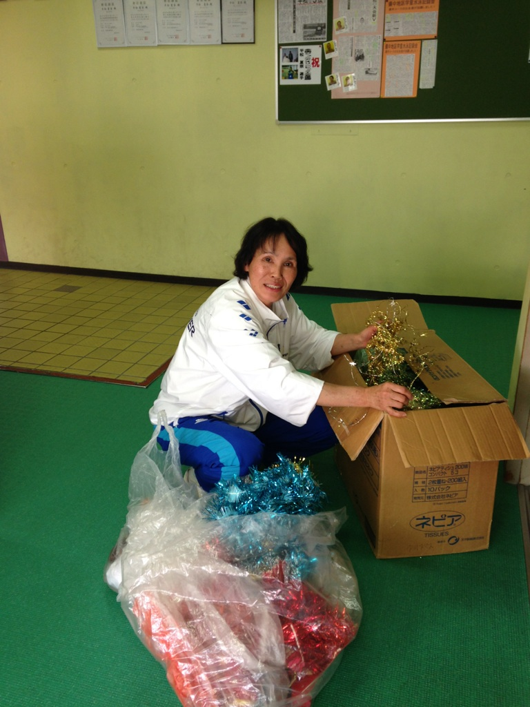 吉清コーチ クリスマス