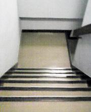 丸信ビル階段