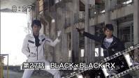 仮面ライダーBLACK&BLACK RX(仮面ライダーディケイド)