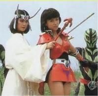 王女キメラ(科学戦隊ダイナマン)