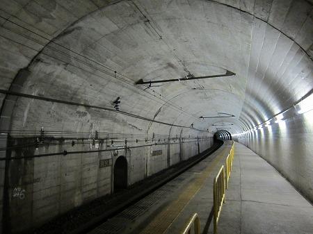 湯檜曽駅 3