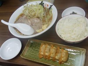 博多麺業 島系 春吉店3