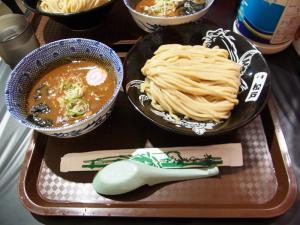 とみ田 つけ麺阪急65