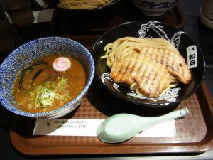 中華蕎麦 とみ田阪急2回51