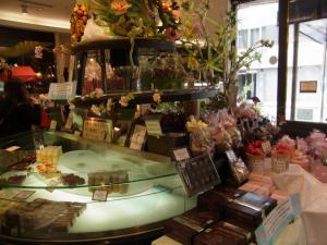 チョコレートショップ 本店1