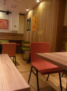 Napolis PIZZA & CAFEE 天神ビブレRIMG4918