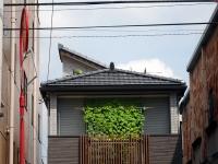 屋根の上のしょうき様
