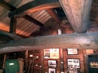 三階建て蔵の内部の構造
