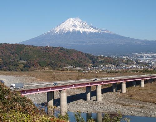 得度式の冨士山