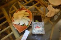關子嶺竹香園の筍の刺身130206