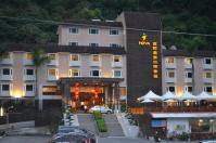 富野溫泉休閒會館4人部屋の風呂場130207