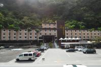 朝の富野溫泉休閒會館130208