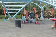 台東三仙台公園で原住民がカラオケ中130208