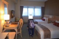 花蓮翰品酒店の4人部屋