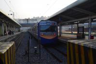 基隆車站にてEMU700系130214