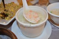 吉星飲茶の翡翠海鮮羹130215