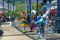 遠雄海洋公園のパレード1
