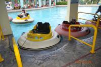 遠雄海洋公園のポンポンボート