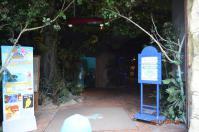 遠雄海洋公園の水族館入口
