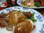 201108三重新口味の油鶏