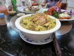 201108三重新口味の蟹カレー米苔目
