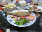 201108三重新口味の魚唐揚げ