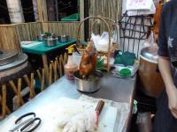 窯焼き鶏(甕缸雞)130206