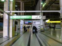 上野駅常盤特急ホーム130222