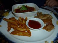 Mr.Onionの雞排兒童套餐130302