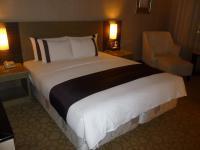 新幹線花園酒店のベッド130319
