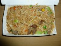 泰式牛肉炒飯130327