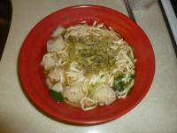 餛飩牛肉湯麺130417