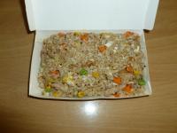 黒胡椒豬肉炒飯130419
