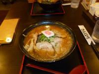 天母高島屋さんぱちの味噌チャーシュー麺130427