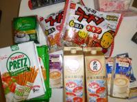 家樂福で日本製品大人買い130517