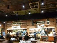 大食代大直旗艦店のラーメン屋とカツ丼屋130525