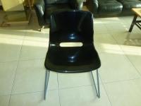 IKEAの椅子SNILLE背もたれ交換完了130530