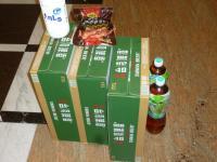 家樂福でビール3ケース購入130617