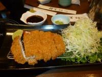 上都和食さと統一阪急店の豚カツ130622